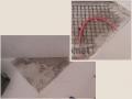 Ремонт двойного обрыва кабеля электрического теплого пола